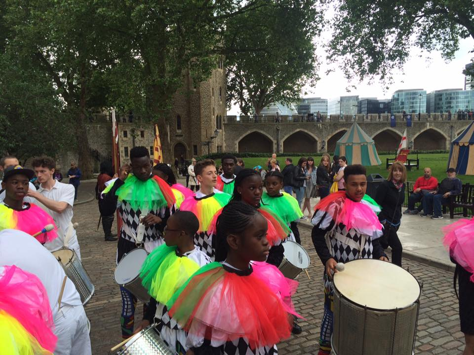 UDMSamba Tower of London 2015