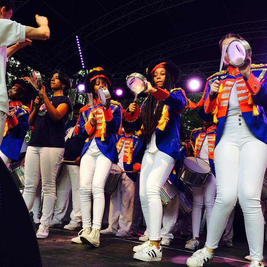 UDMSamba Southwest Fest 2016