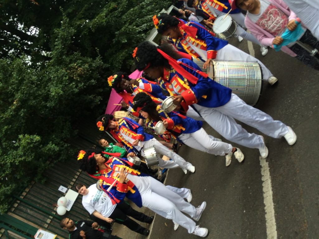 UDMSamba at Forest Gate Festival 2016