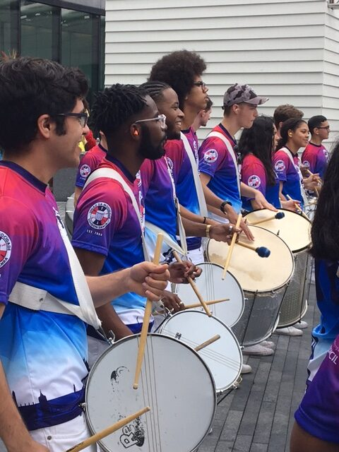 UDMSamba The Scoop @MoreLondon 2019