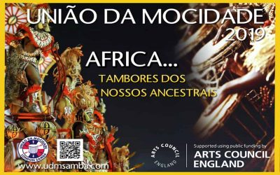 UDM Samba Africa Carnival Theme