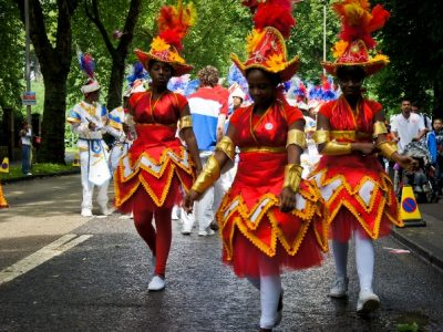 UDMSamba at Luton Carnival 2012