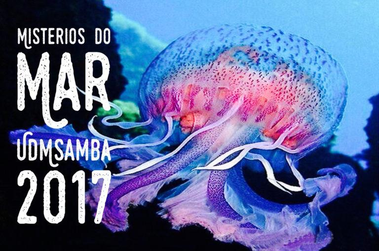 UDMSamba 2017 theme, Misterios do Mar