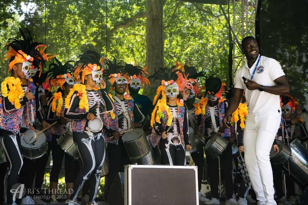 UDMSamba @SouthwestFest 2018